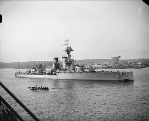 HMS Centurion (1911)