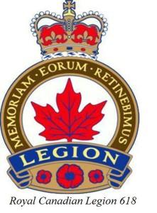 Canadian Legion 618